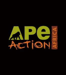 Ape Action Africa Logo