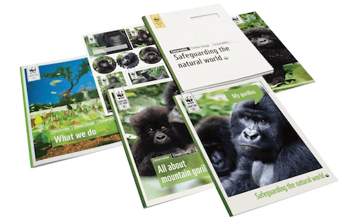 WWF Mountain Gorilla Adoption